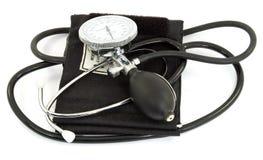 Blood pressure meter Royalty Free Stock Photos