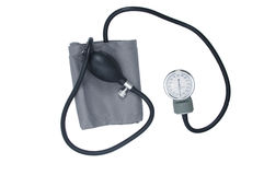 Blood Pressure Meter Royalty Free Stock Image