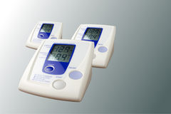 Blood Pressure Meter Royalty Free Stock Photography