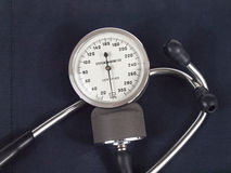 Blood Pressure Monitor (2) Royalty Free Stock Image