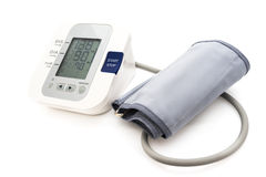 Blood Pressure Monitor Stock Images