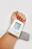 Blood pressure monitors Royalty Free Stock Photo
