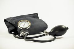 Blood Pressure, Pressure Gauge Stock Images