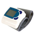 Blood pressure test Royalty Free Stock Photography