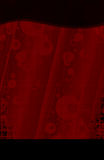 Blood red background. Best for posters, flyers invites etc royalty free illustration