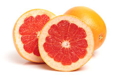 Blood red oranges Stock Photography