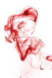 Blood or red smoke. Blood in water effect or red smoke Stock Images