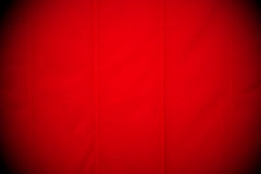 Blood red textiles Stock Photo
