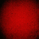 Blood Red Wall Grunge Background Stock Photography