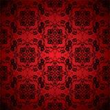 Blood red wallpaper royalty free illustration