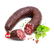 Blood sausage Stock Photography