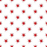 Blood spatter pattern Royalty Free Stock Images