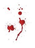 Blood splash Royalty Free Stock Image