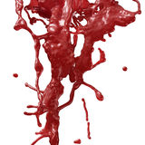 Blood Splashing Stock Photos