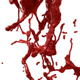 Blood Splashing Stock Images