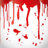 Blood splatter Royalty Free Stock Photo