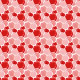 Blood Spot Drops Seamless Pattern Royalty Free Stock Image