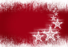 Blood and stars Royalty Free Stock Photos