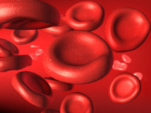 Blood stream Stock Photography
