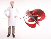 Blood test lab Royalty Free Stock Photo