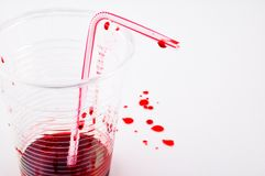 Blood thirsty royalty free stock photo