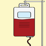 Blood transfusion Stock Photos