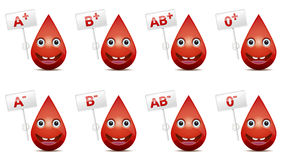 Blood type Stock Photos