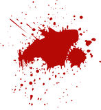 Blood, Wine splash splatter Stock Photos