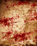 Bloodied background Royalty Free Stock Images