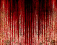 Bloodied wall Stock Images