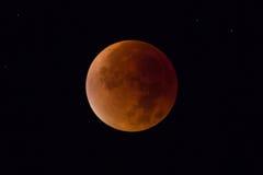 Bloodmoon Imagens de Stock