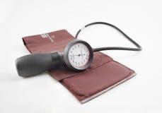 BloodPressureMeter Stockbild