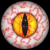Bloodshot animal eye Stock Photography