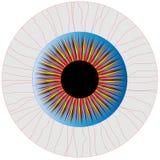Bloodshot Eye Royalty Free Stock Photography