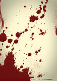 Bloody abstract background Stock Images