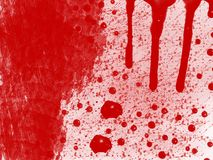 Bloody background Stock Images