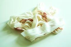Bloody bandages Stock Image