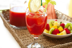 Bloody Mary Stock Photo