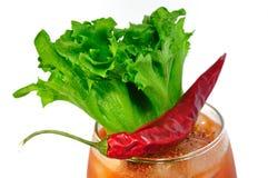 Bloody Mary Stockbild