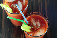 Bloody mary Stock Foto