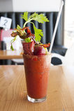 Bloody mary Royalty Free Stock Photos
