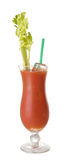 Bloody Mary With Celery Royalty Free Stock Photo