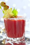 Bloody Mary Cocktail Royalty Free Stock Photos