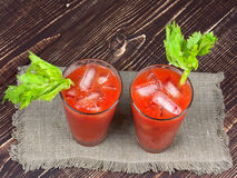 Bloody mary Stock Image
