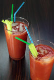 Bloody mary. Royalty Free Stock Image