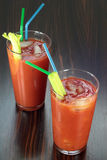 Bloody mary. Stock Photography