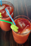 Bloody mary. Royalty Free Stock Photography