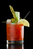Bloody Mary cokatil Royalty Free Stock Images