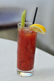 Bloody Mary Drink Stock Images