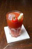 Bloody Mary em um vidro Imagem de Stock